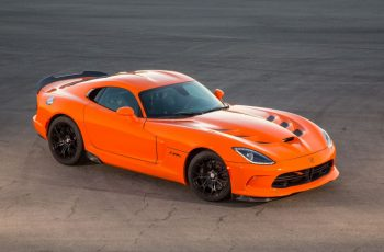 2014 Dodge Viper Owners Manual