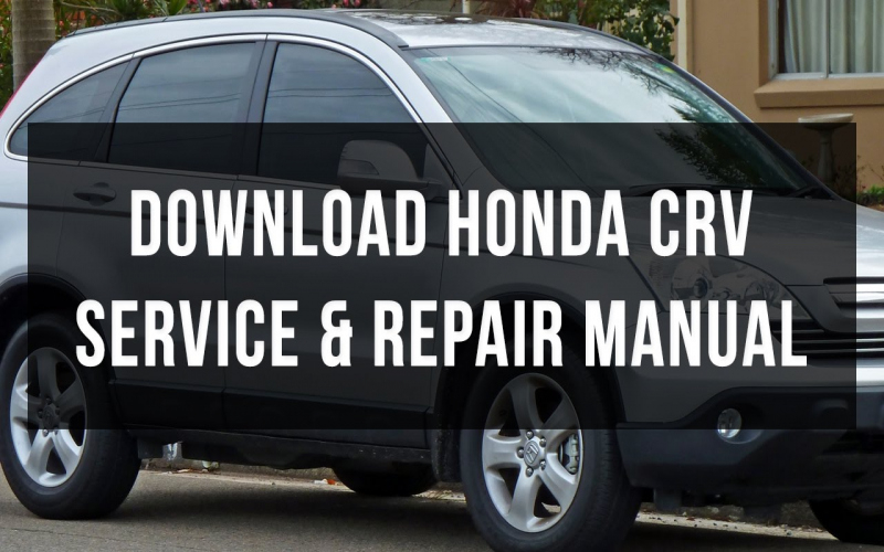 2014 Honda CRV Owners Manual