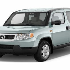 2014 Honda Element Owners Manual