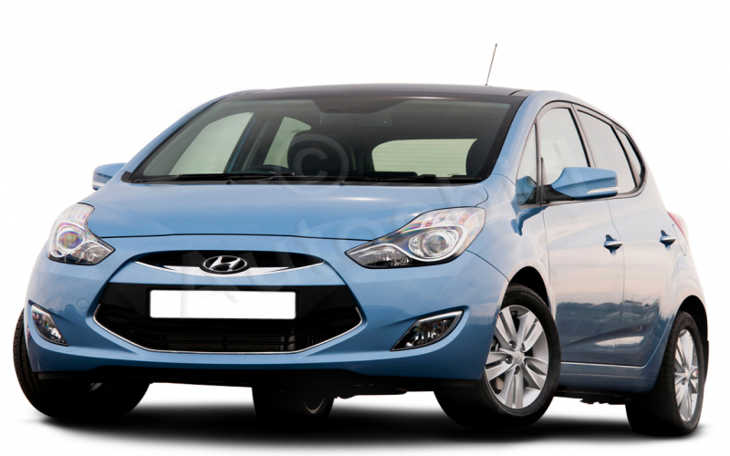 2014 Hyundai IX20 Owners Manual