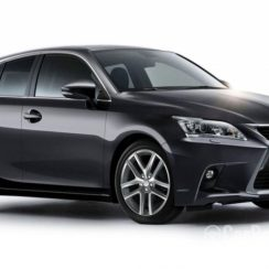 2014 Lexus CT 200H Owners Manual