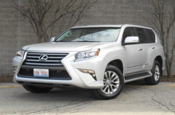 2014 Lexus GX 460 Owners Manual