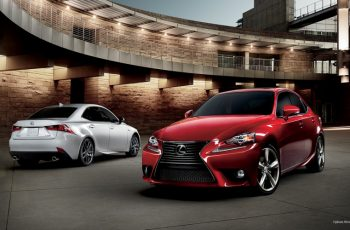 2014 Lexus IS 300 Owners Manual