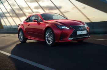 2014 Lexus RC 300 Owners Manual