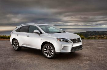 2014 Lexus RX 350 Owners Manual