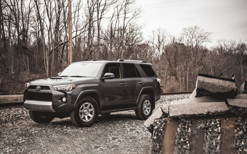 2014 Toyota 4runner Owners Manual