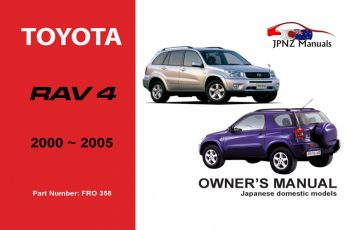 2014 Toyota RAV4 Owners Manual