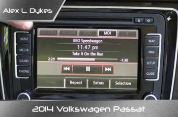 2014 VW Passat Owners Manual
