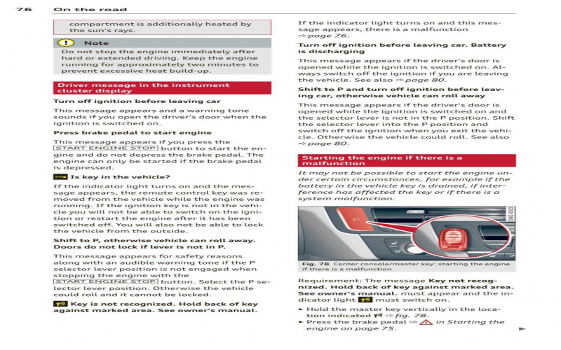 2015 Audi A6 Owners Manual