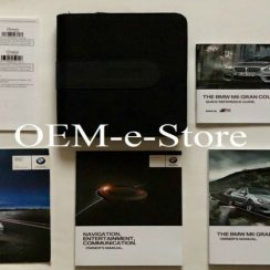 2015 BMW M6 Owners Manual