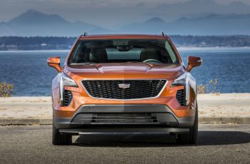 2015 Cadillac XT4 Owners Manual