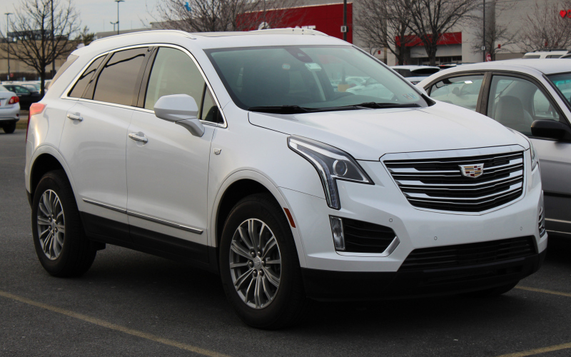 2015 Cadillac XT5 Owners Manual