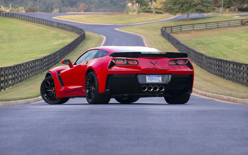 2015 Chevrolet Corvette Z06 Owners Manual