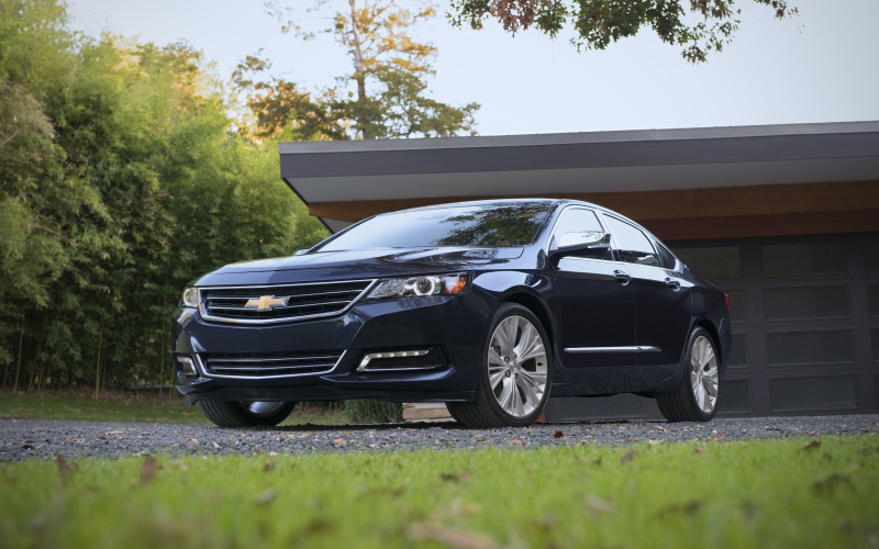 2015 Chevrolet Impala Owners Manual