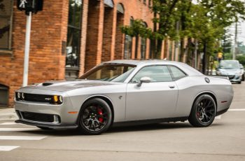 2015 Dodge Challenger Hellcat Owners Manual