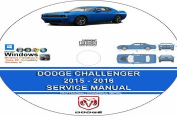 2015 Dodge Challenger Owners Manual