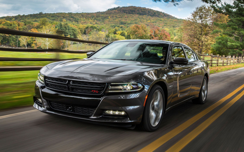2015 Dodge Charger Rt Owners Manual