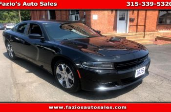 2015 Dodge Charger SXT Awd Owners Manual