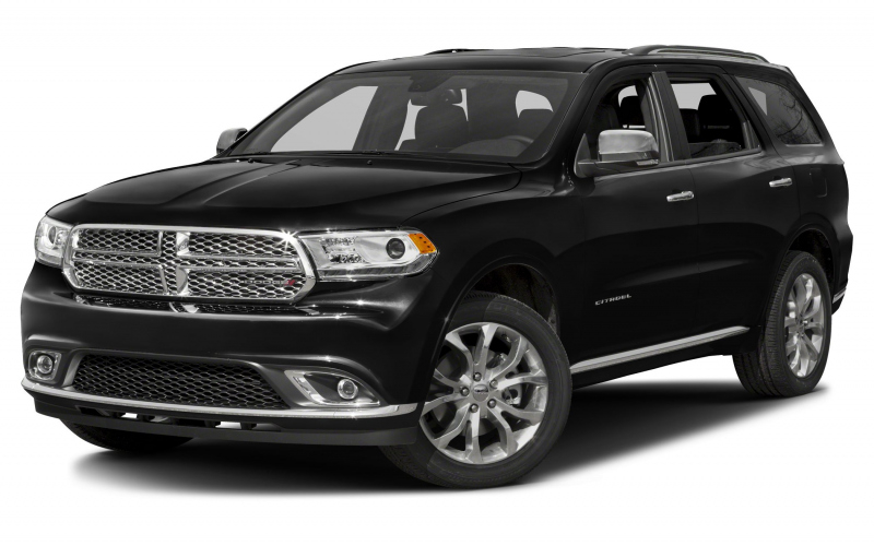 2015 Dodge Durango Citadel Owners Manual