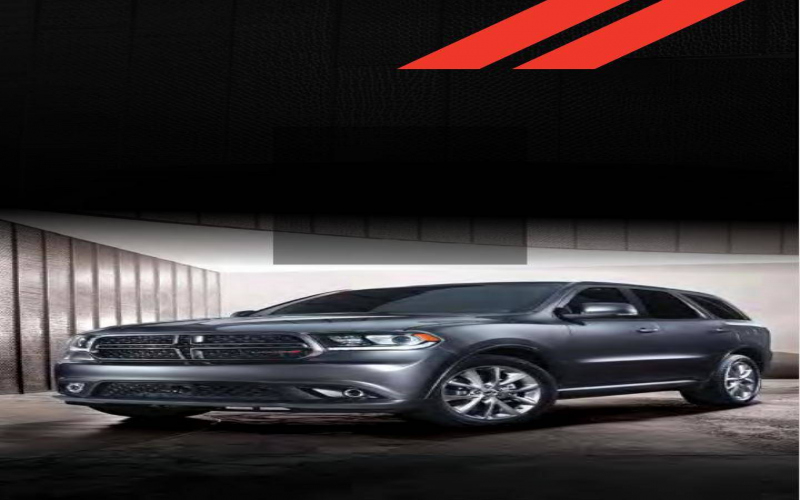2015 Dodge Durango Limited Owners Manual