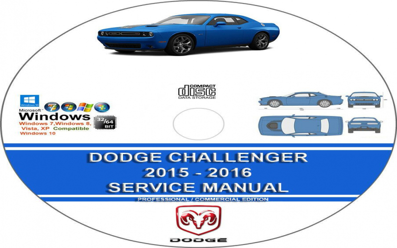 2015 Dodge Hellcat Owners Manual