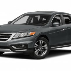 2015 Honda Crosstour Owners Manual