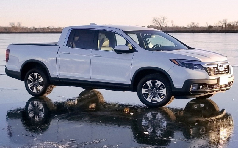 2015 Honda Ridgeline Owners Manual