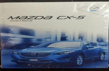 2015 Mazda CX 5 Owners Manual