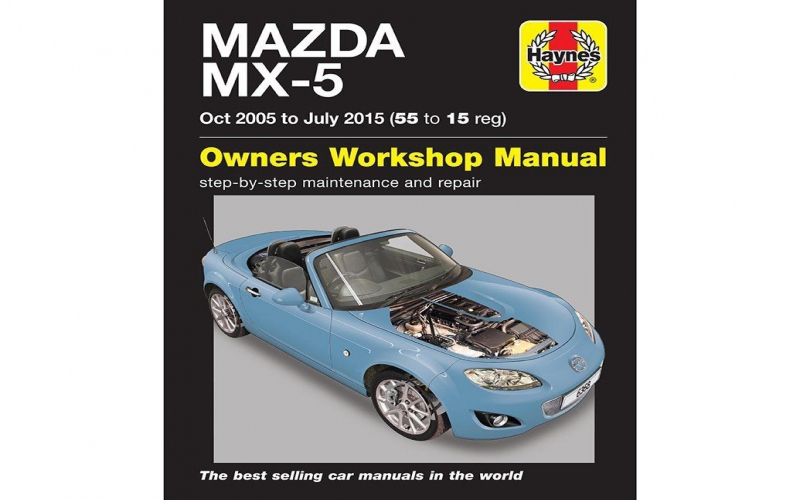 2015 Mazda Miata Owners Manual