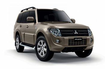 2015 Mitsubishi Montero Owners Manual