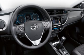 2015 Toyota Avensis Owners Manual