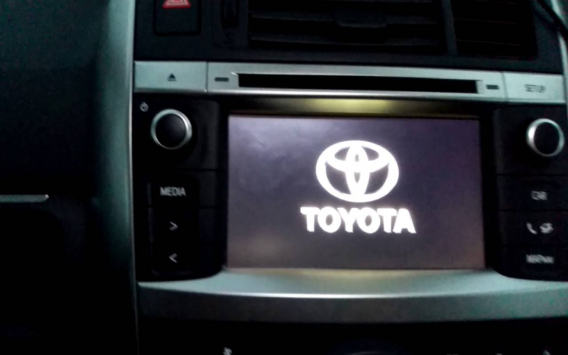 2015 Toyota Verso Owners Manual