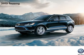 2015 VW Touareg Owners Manual