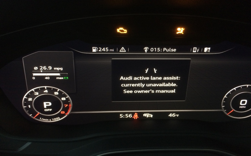 2016 Audi A5 Owners Manual