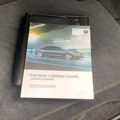 2016 BMW 4 Series Owners Manual