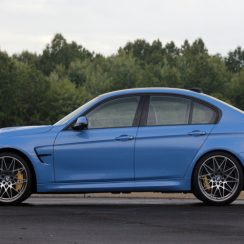 2016 BMW M3 Owners Manual
