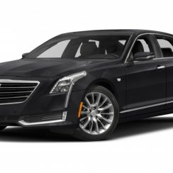 2016 Cadillac CT5 Owners Manual