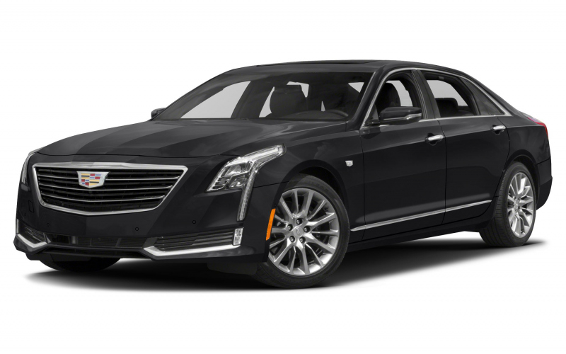 2016 Cadillac CT6 Owners Manual