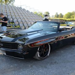 2016 Chevrolet Chevelle Owners Manual