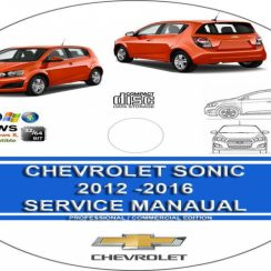 2016 Chevrolet Sonic Owners Manual
