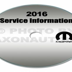 2016 Dodge Caravan SXT Owners Manual