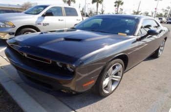 2016 Dodge Challenger Rt Owners Manual