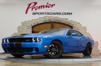 2016 Dodge Challenger Srt Hellcat Owners Manual