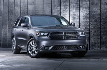 2016 Dodge Durango R/T Owners Manual