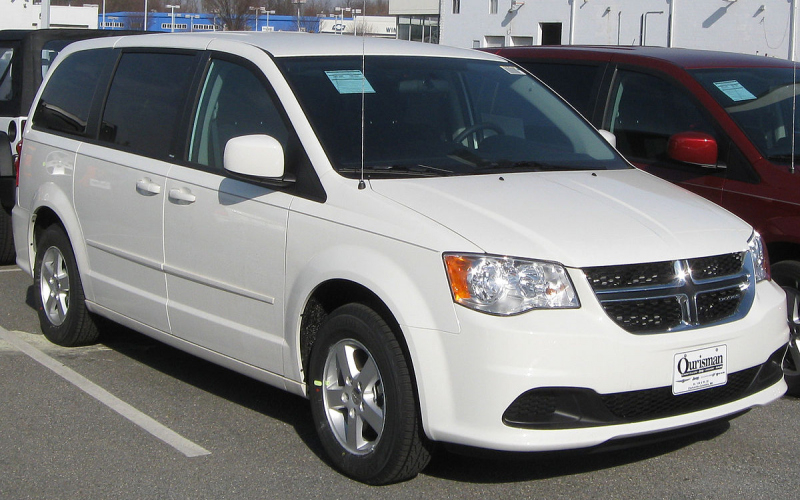 2016 Dodge Grand Caravan Crew Owners Manual