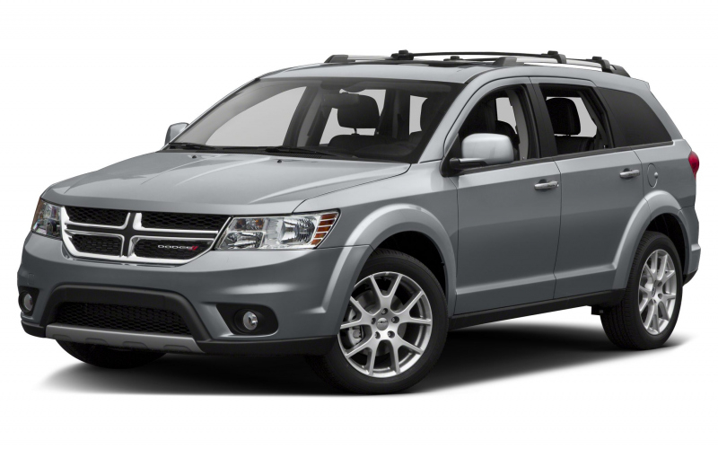 2016 Dodge Journey R/T Owners Manual