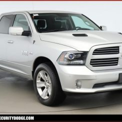 2016 Dodge RAM 1500 Sport Owners Manual