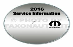 2016 Dodge RAM Promaster City Owners Manual