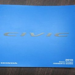2016 Honda Civic Owners Manual