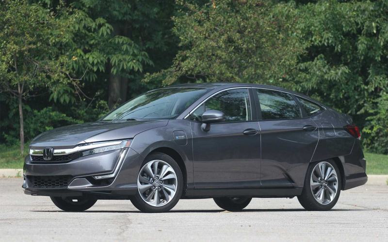 2016 Honda Clarity Owners Manual
